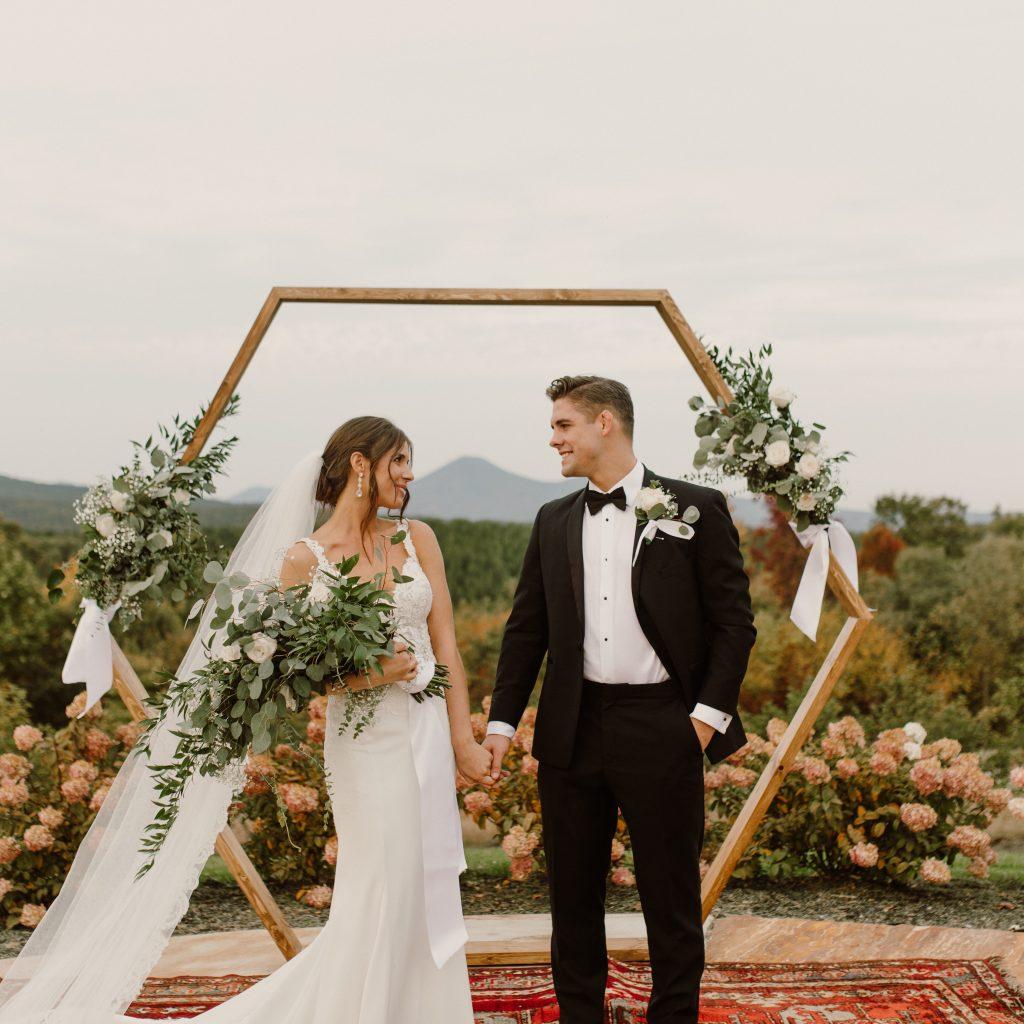 Top 3 Fall Wedding Venues in Virginia